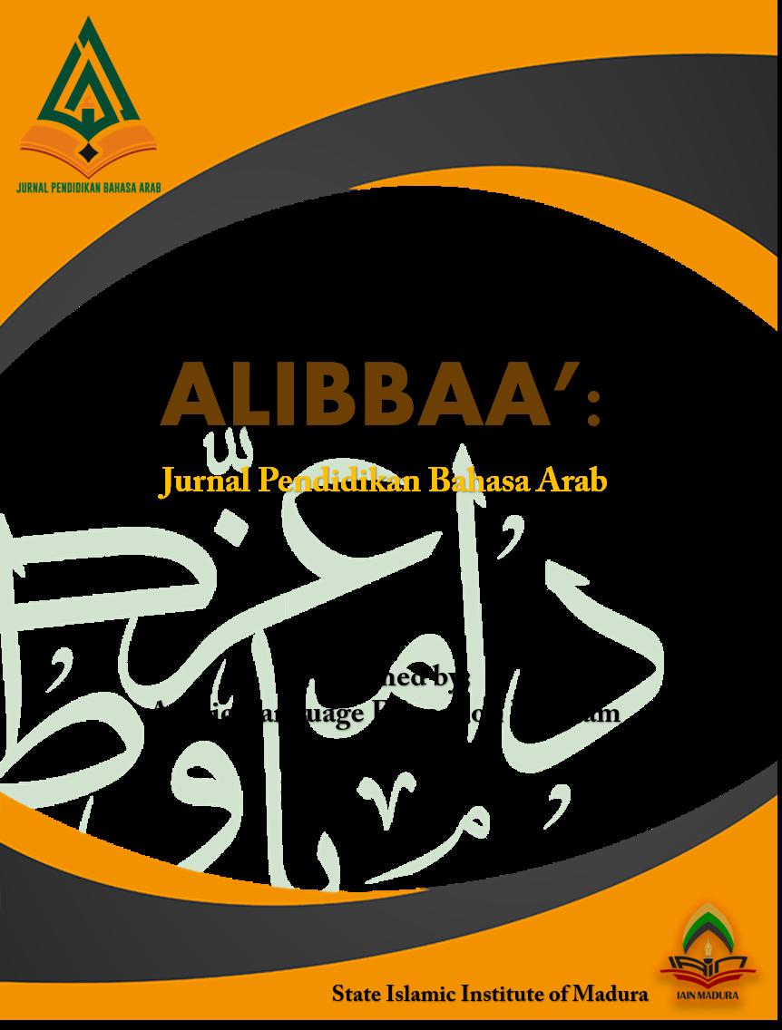 ALIBBAA': Jurnal Pendidikan Bahasa Arab